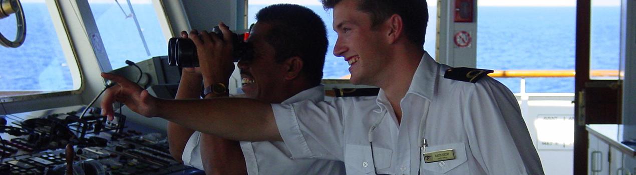 Deck Officer Cadetships | Deck Officer Cadet Training